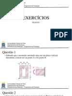 EXERCÍCIOS_flexão