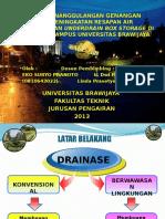 Ub Drainage