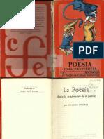 Poesia. Johannes Pfeiffer