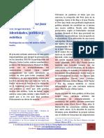 Recepción del Free Jazz en la Argentina - Berenice Corti p148-153