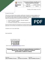 For 7.4-01- Seleção, Qualificação e Cadastramento de Fornecedor_Rev10 (1) - Cópia