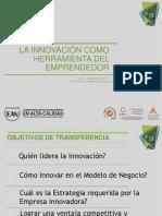 La Innovación Como Estrategia Empresarial Junio1 de 2016