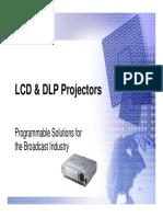 XILINX LCD DLP Projectors TechPaper