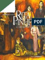 Catalogo da 13.ª Exposição O CULTO DA MEMÓRIA de Rita Pinheiro