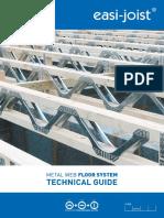 Easi Joist Technical Manual.pdf