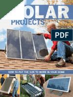 DIY Solar Projects - Eric Smith