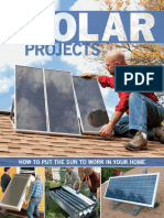 DIY Solar Projects - Eric Smith