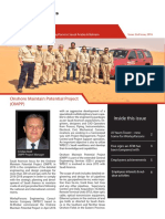 WP Tawasol Newsletter, June 2016