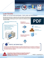 Fiche Cyberdefense - Les Scada