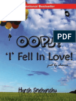 Oops I Fell in Love - Harsh Snehanshu