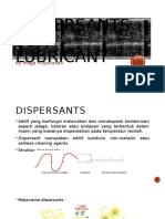 Dispersants for Lubricant