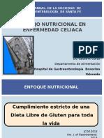 Tratamiento Nutricional de Enfermedad Celiaca