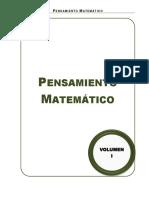 2. Guía de Trabajo Pensamiento Matemático