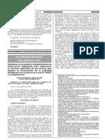 Establecen precedentes administrativos de observancia obligatoria para determinar la correcta aplicación de las normas que regulan la prescripción de la potestad disciplinaria en el marco de la Ley N° 30057 y su Reglamento