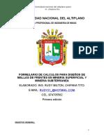 133924720-Dimensiones-de-Voladura-Para-Mineria-Superficial.docx