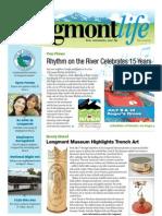 LongmontLife Newsletter - July August 2010