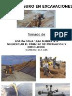 PRESENTACION excavaciones