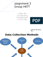 Data Collection Method-Assignment 2-HKTT Group