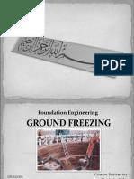 Ground Freezing