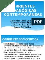 Corrientes Pedagogicass (1)