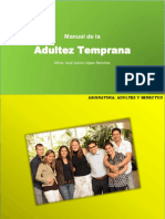 Manual de La Adultez Temprana. Jaime López