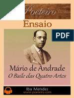 ANDRADE, Mario. O Baile das Quatro Artes .pdf