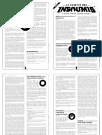 La Gazette des Insoumis N°07 (A3)