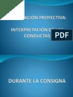 Interpretación de Las Conductas
