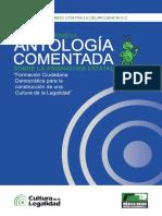Antologia Comentada 2011-2012