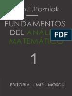 Fundamentos de Análisis Matemático 1 - Pozniak.pdf