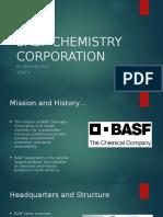 basf chemistry corporation