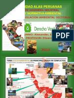 legislacion ambiental sectorial