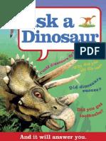 [Children09] Ask a Dinosaur