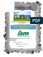 Informe Visita Tecnica ISM