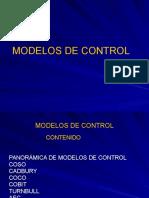 Modelos de Control Interno