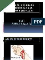 PENATALAKSANAAN PERDARAHAN DAN SYOK HEMORAGIC. BLS.pdf