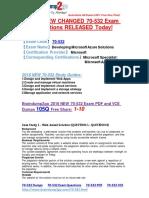 Microsoft 70-532 Exam Dumps Free Download