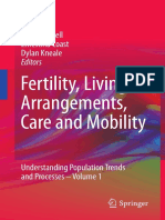 Fertility, Living Arrengements, Care and Mobilitie - Hohn Stillwell, Ernestina Coast, Dylan Kneale