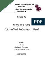 Buques LPG