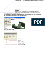 Autodesk Inventor - Optimized Weldment Design and Documentation