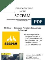 empreendedorismo Social- SOCPAM