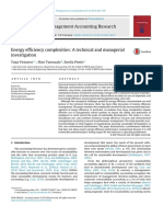 Energy Efficiency Complexities- A Technical and Managerial Investigation