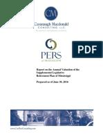 2016 SLRP Valuation Report