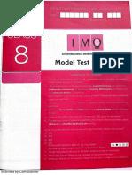 Mtp-1 Imo Class 8 Set b