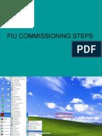 Commissioning FIU19E