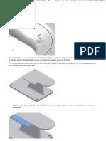 Autodesk Inventor - Skill Builder -3D Grips