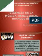 La Música Tradicional Huanuqueña