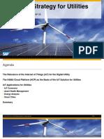IOT for SAP Utilities