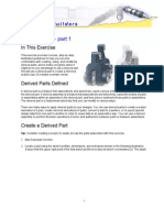 Autodesk Inventor - Skill Builder-Derived Parts1