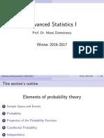 1 Probability
